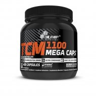 Креатин «Olimp Sport Nutrition» Creatine Mega Caps, 400 капсул.