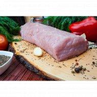 Полуфабрикат мясной «Свинина для натуральных котлет» охлаждённый, 1 кг.