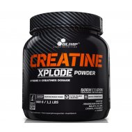 Креатин «Olimp Sport Nutrition» Creatine Xplode, апельсин, 500 г.