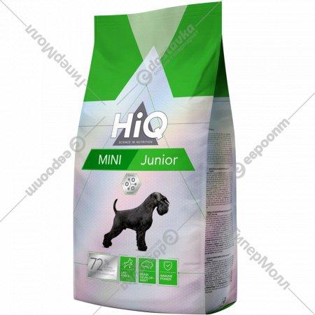 Корм сухой «HiQ Mini Junior» для щенков мелких пород, 7 кг.