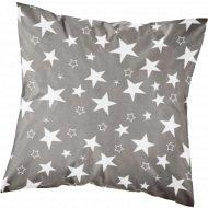 Наволочка «Samsara» Grey Stars, 70x70, 7070Н-15