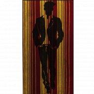 Полотенце махровое «Джентльмен» 13С23, 75х150 см.