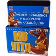 Витамины «MD Vita» 56 таблеток.