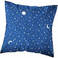 Наволочка «Samsara» Night Stars, 70x70, 7070Н-17