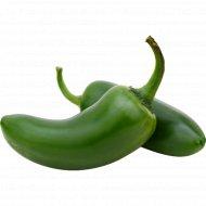 Перец чили «Халапеньо» свежий, 1 кг., фасовка 0.15-0.2 кг