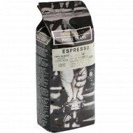 Кофе натуральный жареный в зернах «Whole Beans Espresso» 500 г.