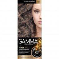 Крем-краска для волос «Gamma Perfect Color» пепельно-русый, тон 8.1.