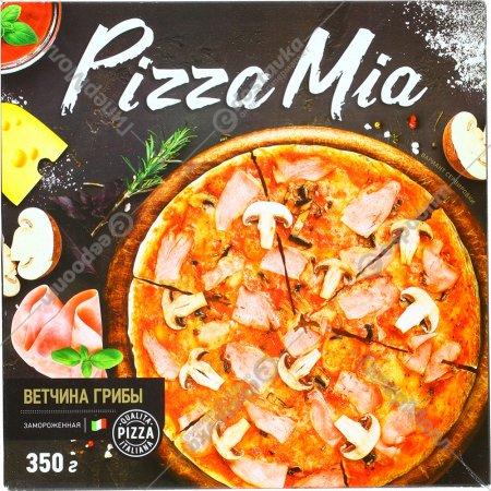 Пицца «Pizza Mia» ветчина грибы, 350 г.