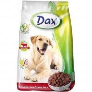 Корм сухой «Dax for Dog» для cобак с говядиной, 10 кг.