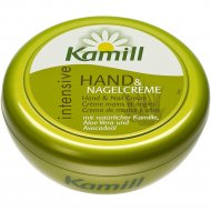 Крем для рук и ногтей «Kamill» для интенсивного увлажнения, 150 мл.