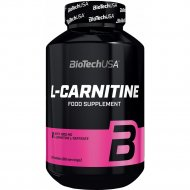 L-карнитин «BioTechUSA» L-Carnitine 1000, 60 таблеток.