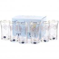 Набор стаканов «Bohemia Crystal» Grace, 25269/Q8984/340