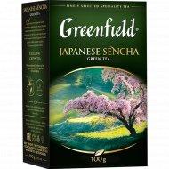 Чай «Greenfield» Japanese Sencha, 100 г.