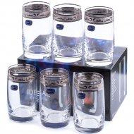 Набор стаканов «Bohemia Crystal» Ideal, 25015/378500/250