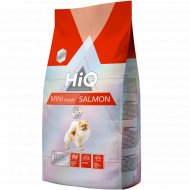 Корм сухой «HiQ Mini Adult» для собак мелких пород с лососем, 400 г.