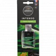 Ароматизатор для автомобиля «Aroma Car Intenso Perfume» citrus squash, 10 г.