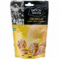 Снэки crunchy «Вкусы мира» дыня-орехи-семечки, 50 г.