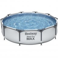 Каркасный бассейн «Bestway» Steel Pro Max, 56408