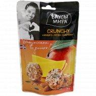 Манго-орехи-семечки «Crunhy», 50 г.