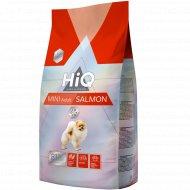 Корм сухой «HiQ Mini Adult» для собак мелких пород с лососем, 7 кг.