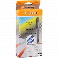 Ручка автоматическая WZ-2009А, синяя, 1 шт.