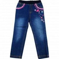 Брюки (джинсы) для девочки.