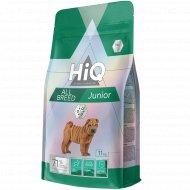 Корм сухой «HiQ All Breed Junior» для щенков всех пород, 11 кг.