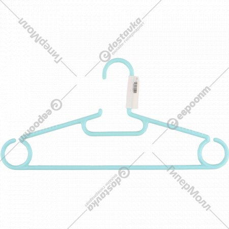 Вешалка для одежды пластик, BR-6679, 40 см.