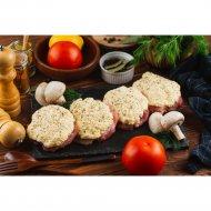 Полуфабрикат мясной «Свинина с грибами» охлаждённый, 1 кг.