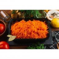 Морковь по-корейски 1 кг.