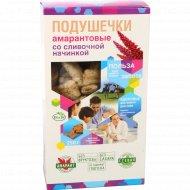 Подушечки амарантовые «Di&Di» со стевией и сливочной начинкой, 250 г