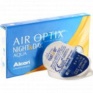 Линзы контактные «Air Optix Night&Day Aqua» r8,6 -1.50.