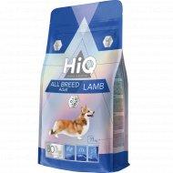 Корм сухой «HiQ All Breed Adult Lamb» для собак всех пород, 2.8 кг.