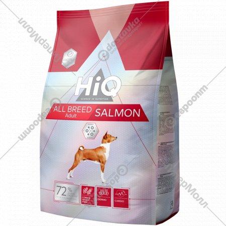 Корм сухой «HiQ All Breed Adult Salmon» для собак всех пород, 2.8 кг.
