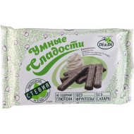 Батончики амарантовые «Умные сладости» со сливочной начинкой, 110 г.
