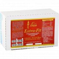 Низкокалорийный коктейль «Extra Fit» йогурт-земляника, 12 пакетиков.