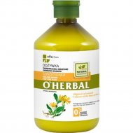 Бальзам-кондиционер для объема волос «O'Herbal» 500 мл.