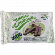 Батончики амарантовые «Умные сладости» с кокосовой начинкой, 100 г