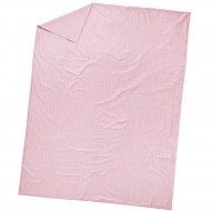 Простыня «Samsara» Розовый зефир, двуспальная, Сат220Пр-5