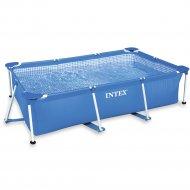 Каркасный бассейн «Intex» Rectangular Frame, 58983/28270