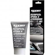 Полироль «Runway» для хрома и алюминия, 50 мл.