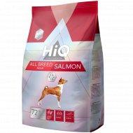 Корм сухой «HiQ All Breed Adult Salmon» для собак всех пород, 11 кг.