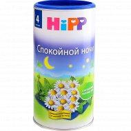 Чай «HiPP» липовый цвет с мелиссой, 200 г.