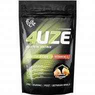 Мультикомпонентный протеин «Fuze + BCAA» сливочная карамель, 750 г.