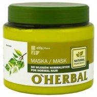 Маска для нормальных волос с экстрактом березы «O'HERBAL» 500 мл.