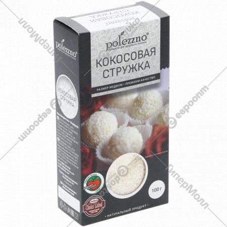 Кококосовая стружка «Polezzno» 100 г.
