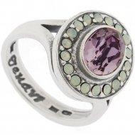 Кольцо «Jenavi» Навогеро, R4683010, р. 17