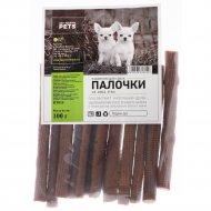 Лакомство «My Happy Pets» палочки из мяса утки, 100 г.