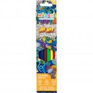 Цветные карандаши «Mazari» М-6141-6.