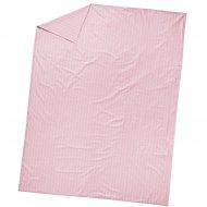 Простыня «Samsara» Розовый зефир, Евро, Сат240Пр-5